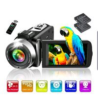 Camera and Camcorder FHD 24MP 18x Zoom NEW ½ PRICE