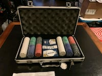 Brand new poker set Laurel, 20707