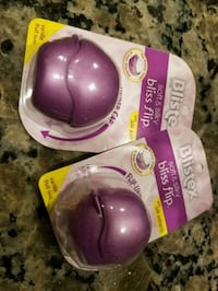 purple and white Lansinoh breast pump Vallejo, 94589