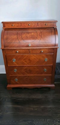 Authentic Roll Top desk