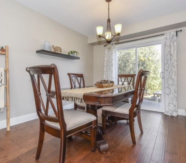 Used Dining Room Table 6 Chairs For Sale In Hamilton
