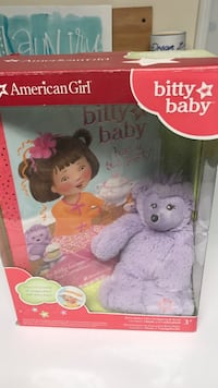 Bitty baby book and toy Derry, 03038