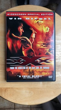 XXX DVD Movie