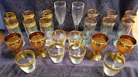 24-Piece Traditional and Vintage Barware    Tucson