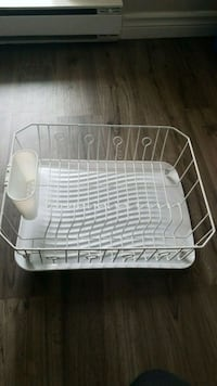 Dish rack with bottom tray Kitchener, N2E 2K1