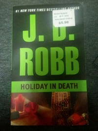 Holiday In Death by J.D. Robb Davenport, 52806