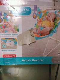 baby's Fisher-Price bouncer box South Pittsburg, 37380
