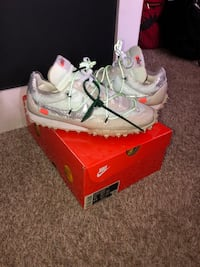 Off white waffle racers