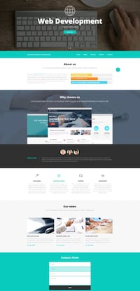 Web design - top tier quality, for startup pricing Kelowna