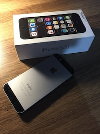 Space Gray İPhone 5S