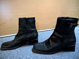 """Bandolino"" genuine leather ankle-boots GREAT DEAL"