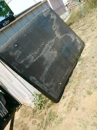 2003 ford ranger bed cover  Yucaipa, 92399