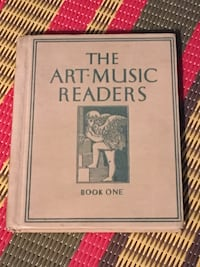 The Art-Music Readers Book One  Toronto, M2M 2A3