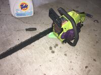 Poulan wild thing and parts chainsaw  Barrie, L4M 6Z4