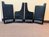 FORD FX4 MUD-FLAPS Tempe, 85281