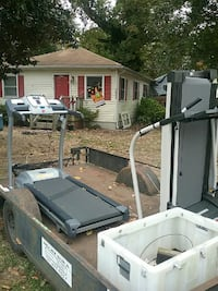 gray and black treadmill ready for delivery today  Newport News, 23602