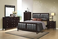 Complete Queen Bedroom Set Gaithersburg