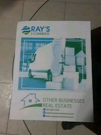 Moving and real estate business