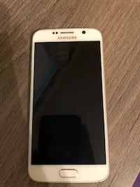 White samsung galaxy android smartphone Brookside, 35214