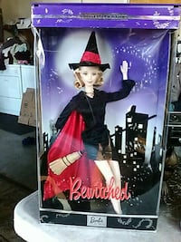 Bewitched Barbie doll in box Salinas, 93901