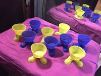Silicon baking cups 10ct College Station, 77845