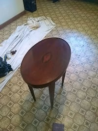 black and brown wooden table Des Moines, 50315
