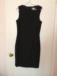 BR Black sleeveless scoop neck dress Banana Republic Size 10 (Medium) Mississauga, L5M 7T2