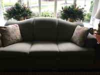 Sofa bed and high back floral chair Charlotte, 28210