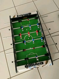 brown and green foosball table Brampton, L7A 1H6
