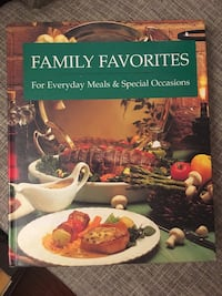 Huge cookbook (retail $45) received as gift