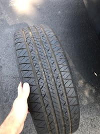 Kelly Edge A/S Tire 195/65R15 21 mi