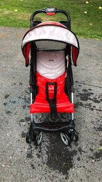 baby's red and black stroller Lowville, 13367