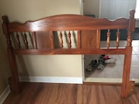 Wooden headboard for queen/double bed Clarington, L1B 1R4