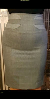 Le Chateau-Pencil Skirt