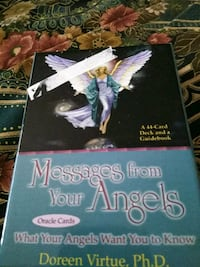 Oracle cards and a guide book La Vergne, 37086