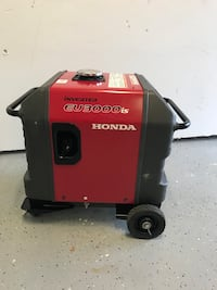 Honda generator  Point Of Rocks, 21777