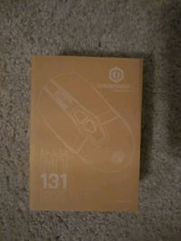 Unopened gaming mouse