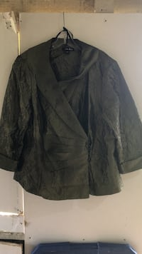 Dana Kay ladies jacket size 16w green  Birmingham, 35214