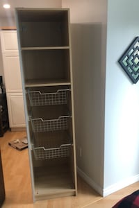 IKEA organizer for bedroom or storage room