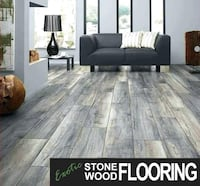 "6"" x 12mm Laminate Flooring ONLY $1.05/Sq Ft Mississauga"