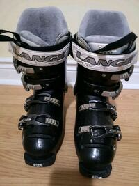 FS: Lange woman ski boots 23.5 Richmond Hill, L4C 9H9