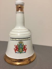 BELL'S WHISKEY WADE DECANTER COMMEMORATING THE ROYAL WEDDING OF PRINCE ANDREW & SARAH FERGUSON (1986) Dumfries
