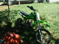 green and black motocross dirt bike Abilene, 79605