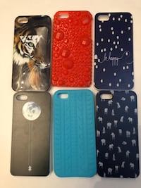 Lotto cover iPhone 5/5s/5c