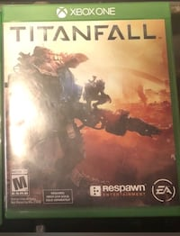 Titanfall Xbox 1 Game Los Angeles, 90026