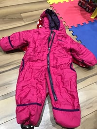 Gusti winter jump suit
