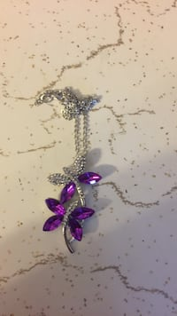 Dragonfly necklace brand new  Chubbuck, 83202