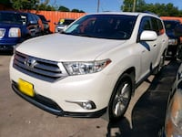2012 Toyota Highlander con 2000 down payment  Houston