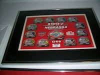 1997 National Champions Limited Edition poster Henderson, 89002