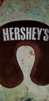 Hersheys memory foam neck pillow